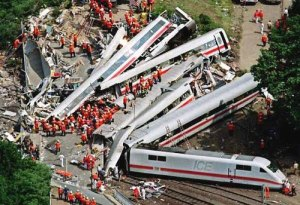 Train Wreck at Eschede